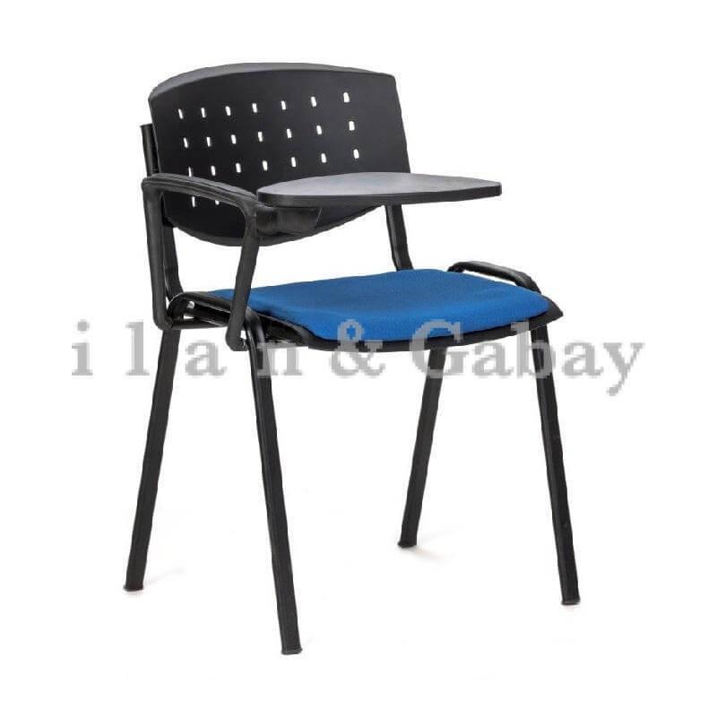 TOPAZ כסא סטודנט עם ידית מתקפלת