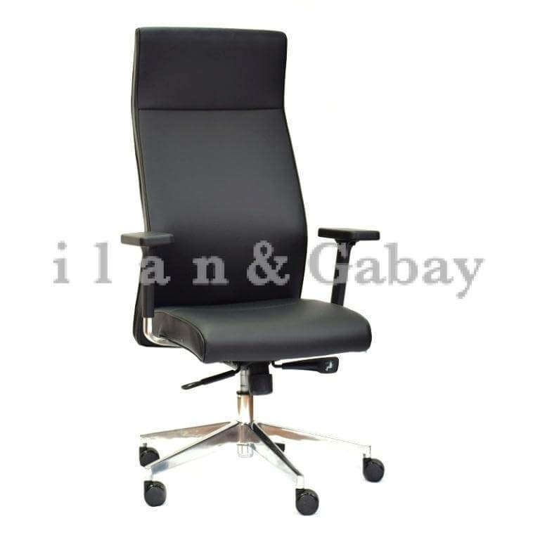 BOGART כסא מנהלים גב גבוה