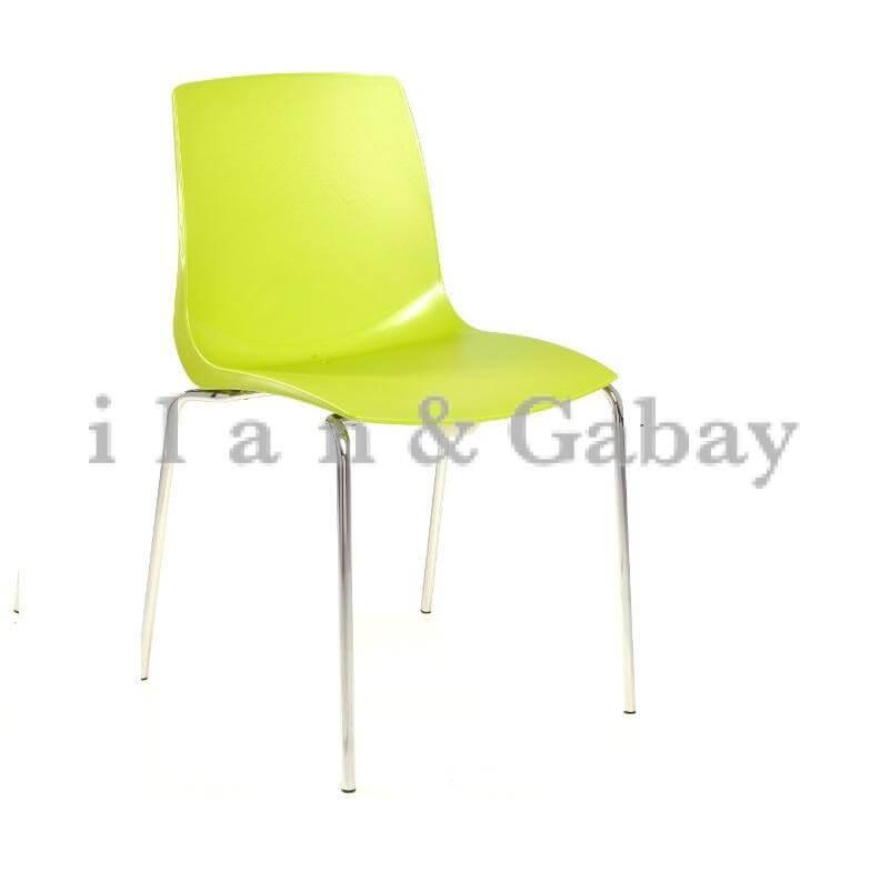 BUICK  כסא פלסטיק לקפיטריה