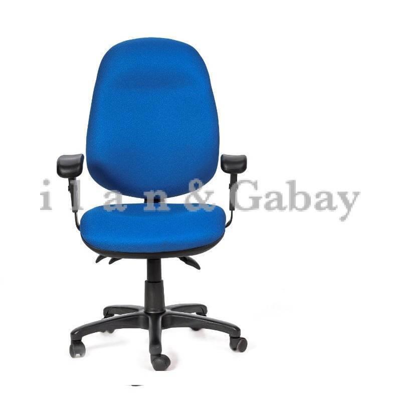 TAL כסא עבודה מותאם לעבודה ממושכת מול מחשב