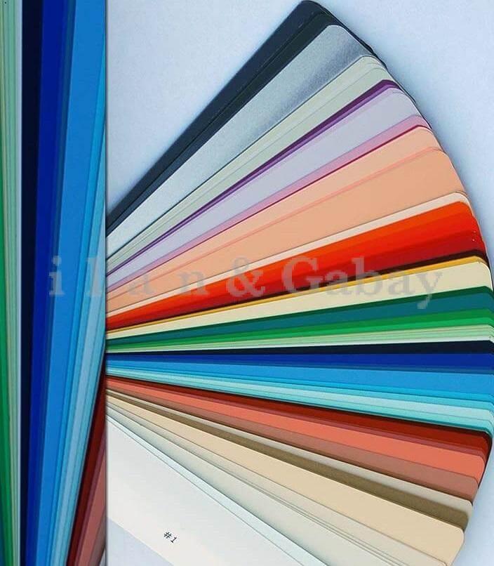 קטלוג צבעי פורמייקה