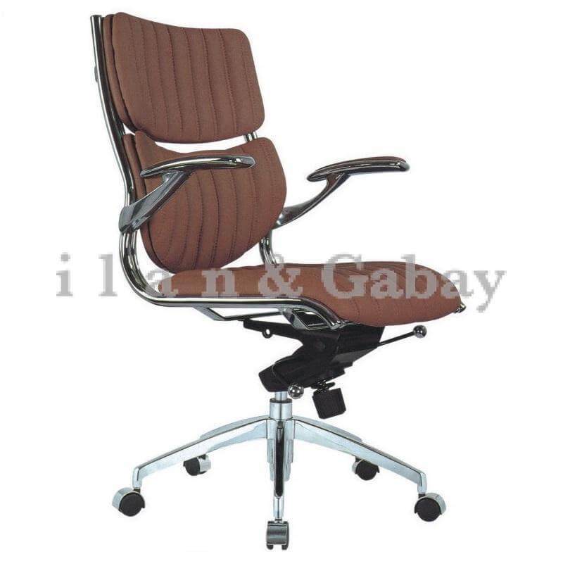 JAGUAR כסא מנהל נמוך איכותי