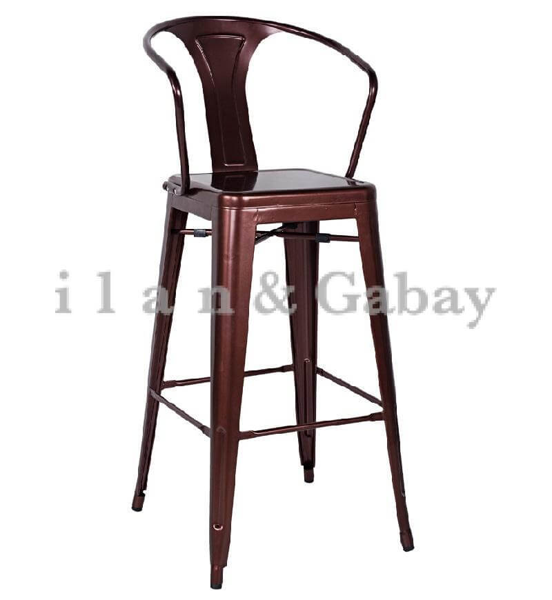 NITZAN כסא בר מסעדה/קפיטריה