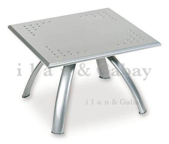 CHERRY שולחן המתנה  מתכת
