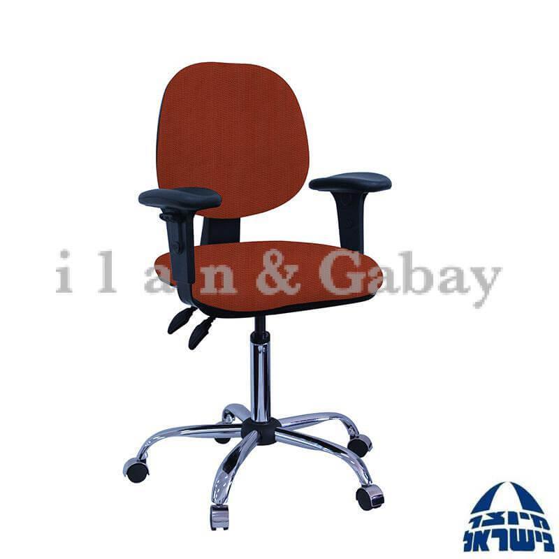 IDAN כסא ארגונומי משרדי לעמדת מזכירות