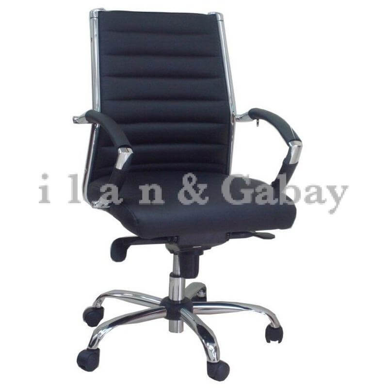 GIGI כסא מנהל נמוך