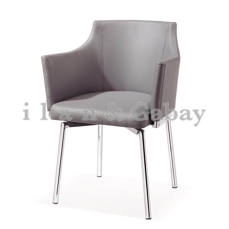 IBIZA כסא אורח מסתובב