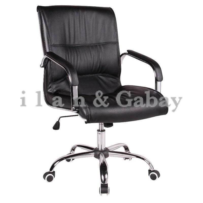 EVA כסא מנהל נמוך