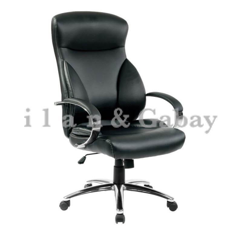 POL כסא מנהל גבוה