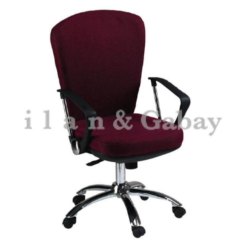 ROMI כסא מזכירה אורטופדי ונוח למשרד