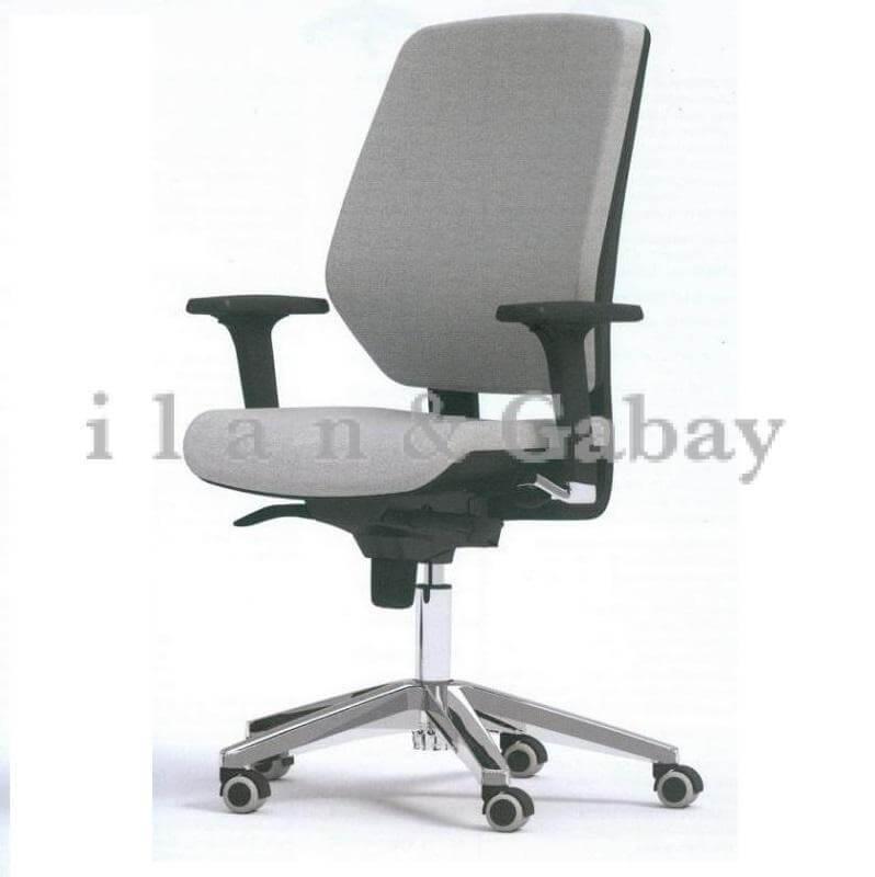 OMER כסא מזכירה איכותי למשרד