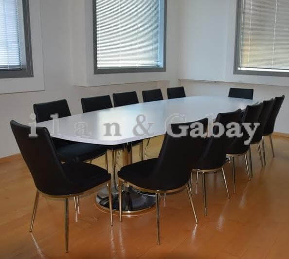 שולחן ישיבות 3 מטר