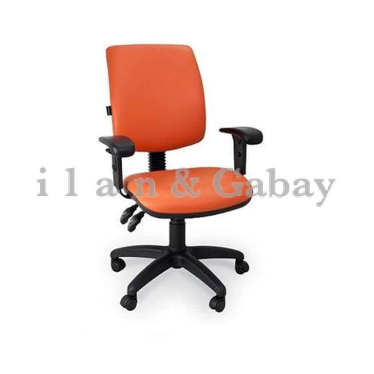 SNIR כסא משרדי איכותי עם ידיות מתכווננות