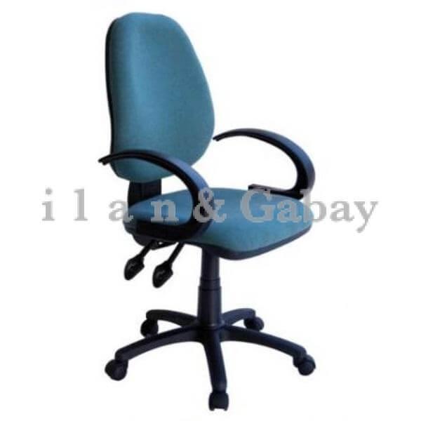 LIRON כסא משרדי איכותי עם ידיות