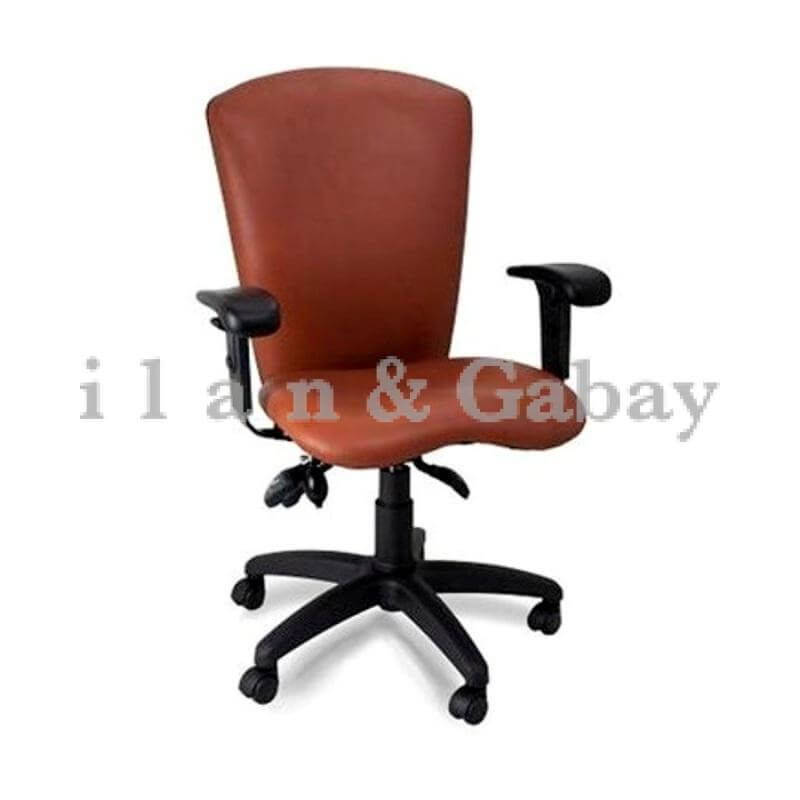 ORTAL כסא מזכירה משרדי מפואר כולל מושב ארגונומי