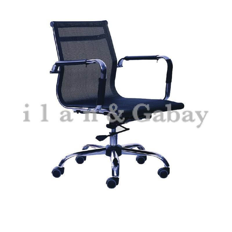 GIORA כסא מנהל נמוך