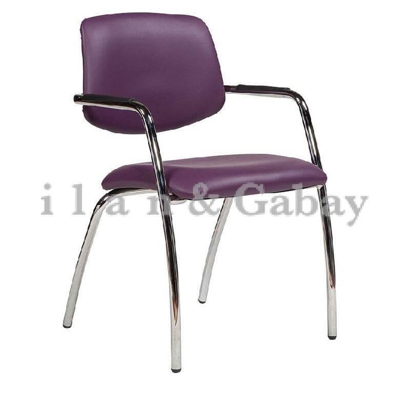 MORIS כסא אורח מרופד