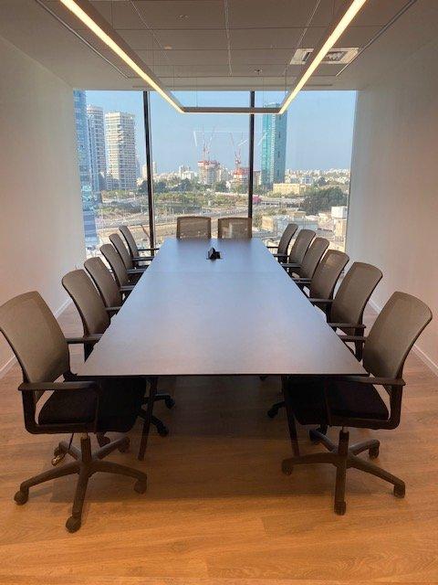 שולחן ישיבות  400X120