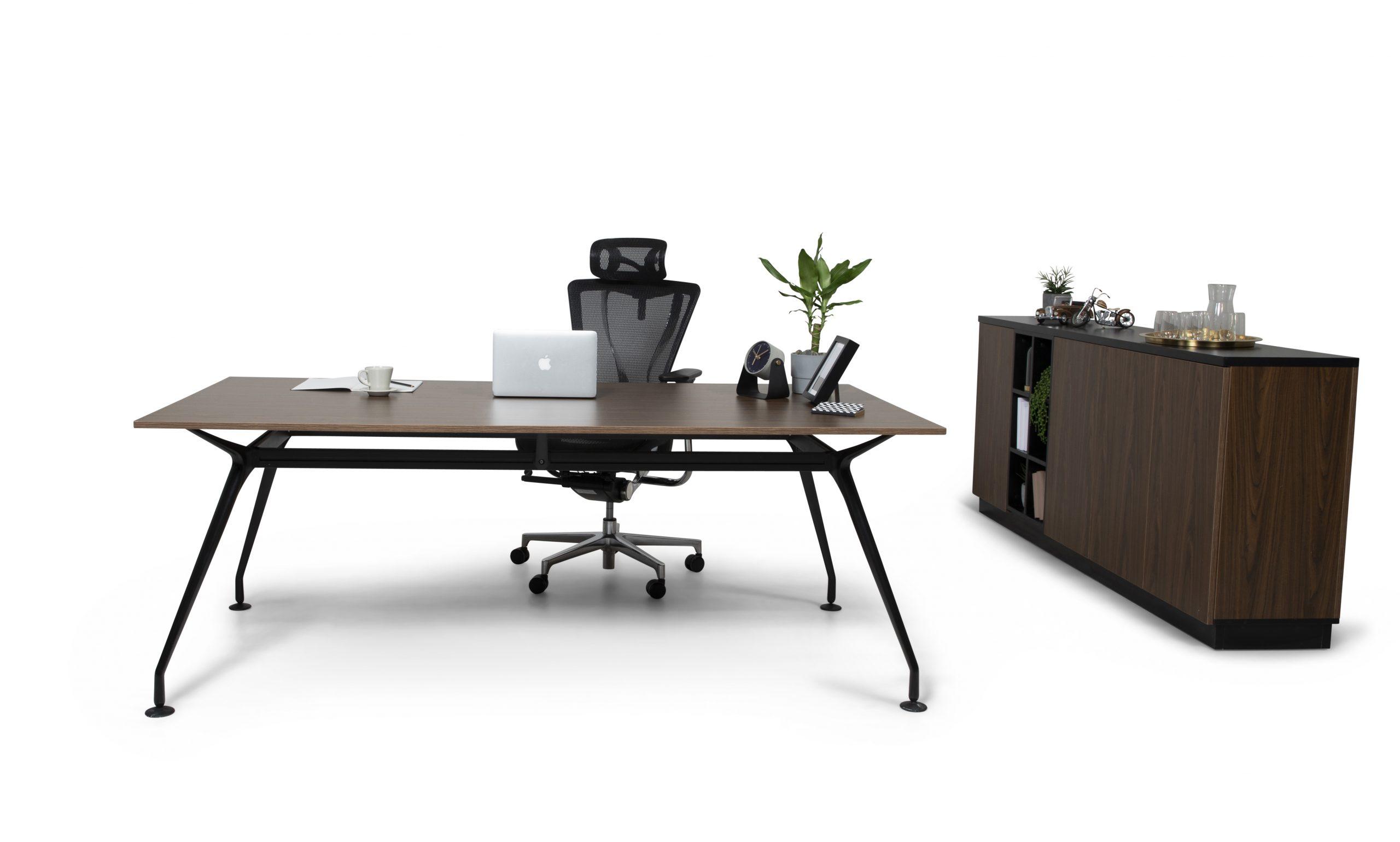 ספיידר-שולחן מנהל 200X100